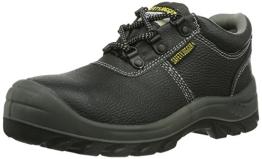 Safety Jogger BESTRUN, Unisex - Erwachsene Arbeits & Sicherheitsschuhe S3, schwarz, (black BLK), EU 42 - 1