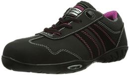 Safety Jogger CERES Damen Sicherheitsschuhe, Schwarz (Black 210), EU 41 - 1