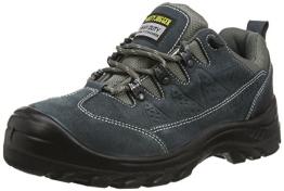 Safety Jogger KRONOS, Unisex - Erwachsene Arbeits & Sicherheitsschuhe S1, grau, (blk/dgr/mgr 112), EU 38 - 1