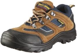 Safety Jogger X2020P, Unisex - Erwachsene Arbeits & Sicherheitsschuhe S3, braun, (blk/brn/navy 10A), EU 43 - 1