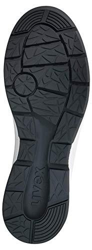 Uvex 1 Sport S3 ESD Sicherheitsschuhe für Herren - Bequeme & Atmungsaktive Arbeitsschuhe für Männer Sohle