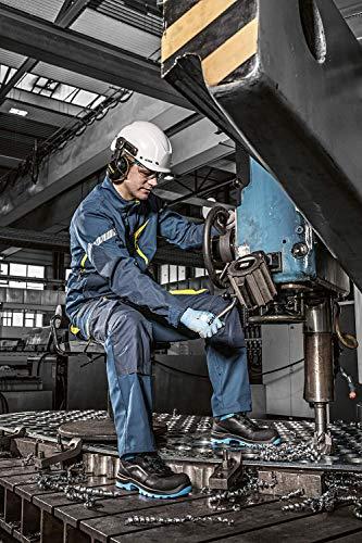 Uvex 2 Xenova Arbeitsstiefel - Sicherheitsstiefel S3 SRC ESD High im Einsatz